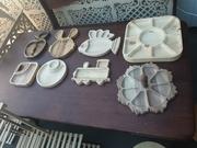 Высококачественная посуда из дерева